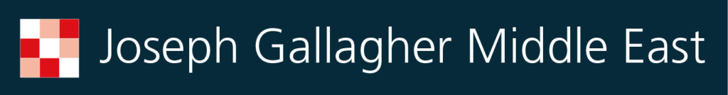 Joseph Gallagher Middle East Logo